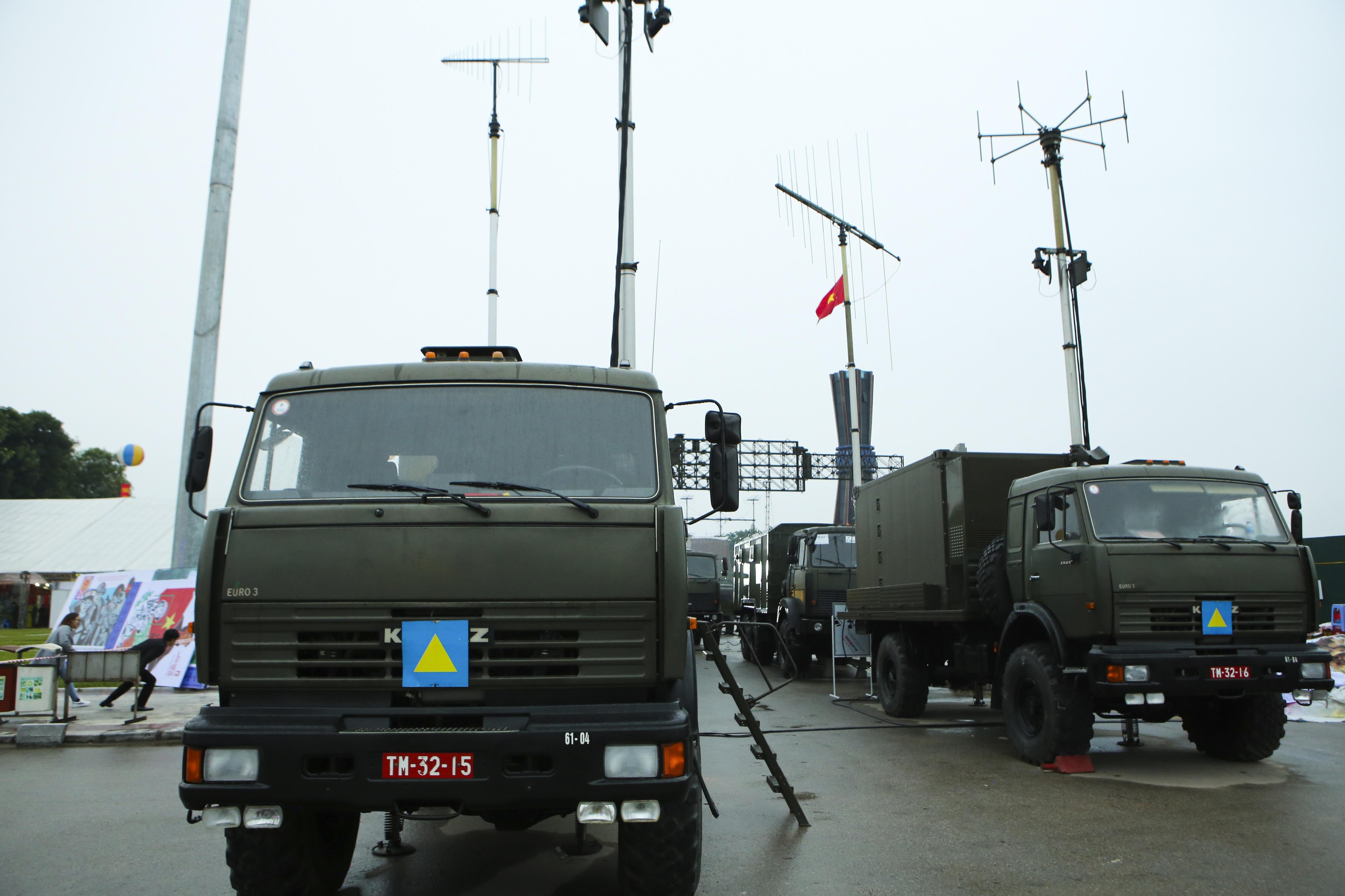 Cận cảnh dàn radar chống mục tiêu tàng hình tối tân của Quân đội Nhân dân Việt Nam - 13