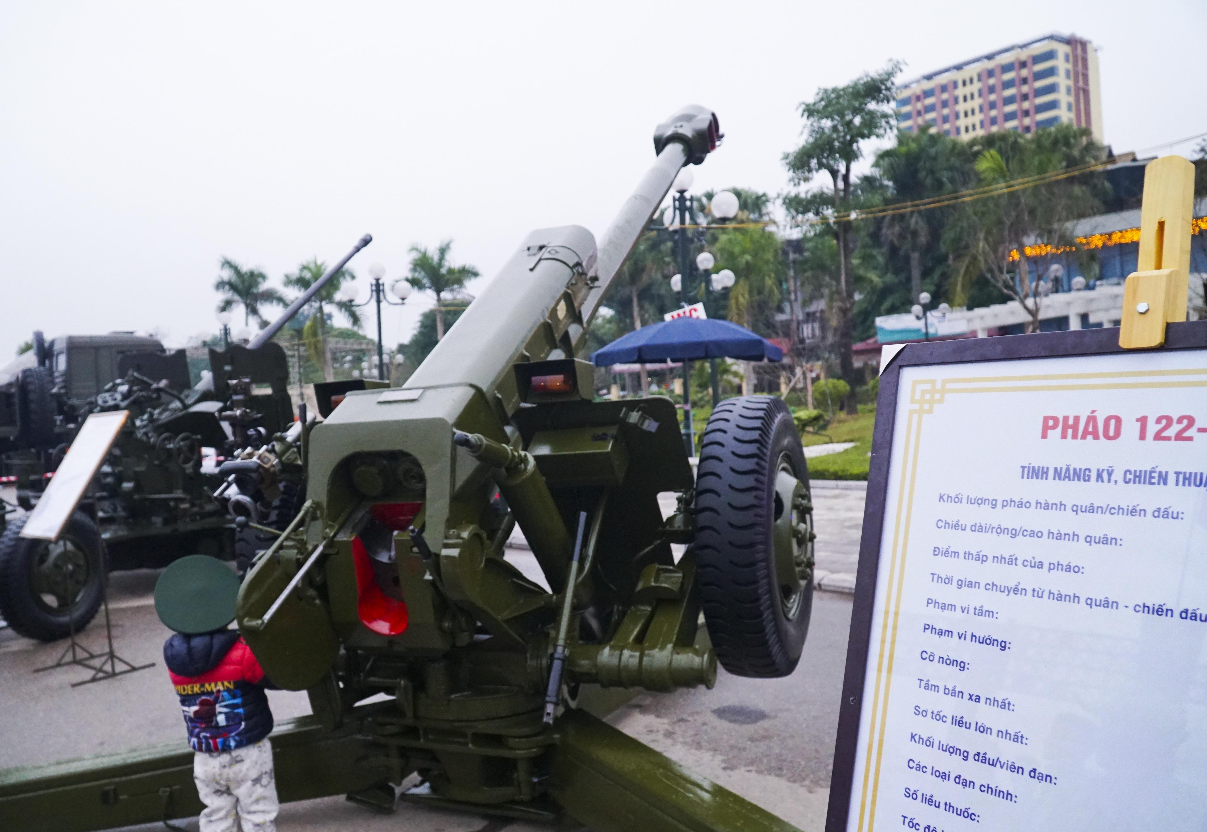 """Chiêm ngưỡng dàn pháo """"khủng"""" của Quân đội Nhân dân Việt Nam - 17"""