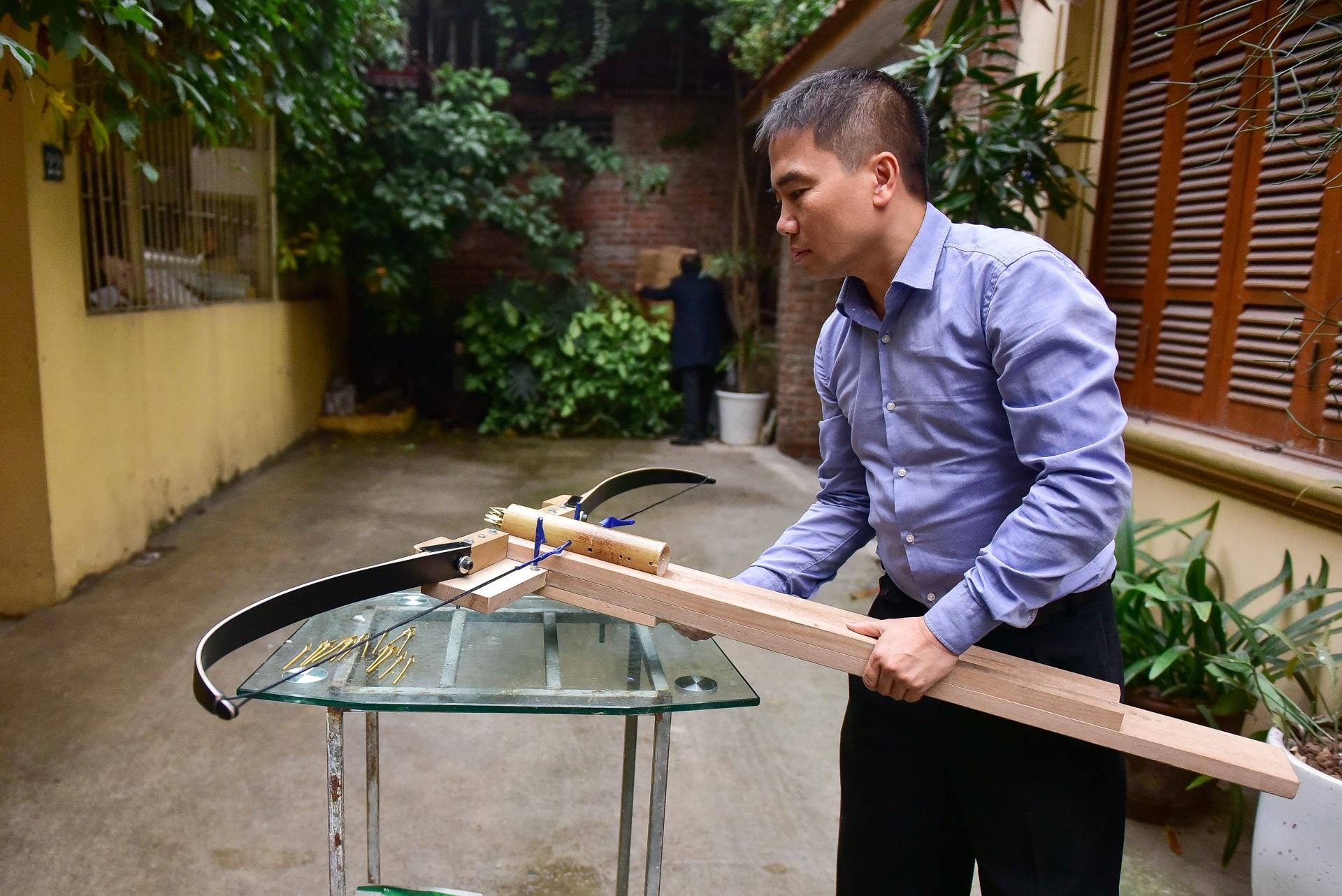 Kỹ sư tên lửa: Nỏ thần An Dương Vương hoạt động giống tên lửa container? - 1