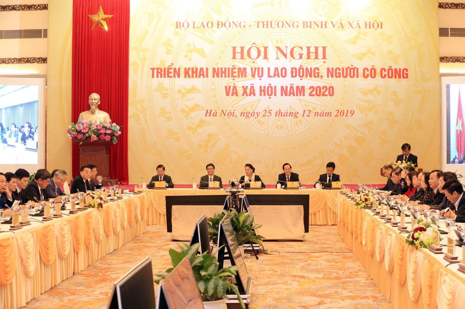 Bộ trưởng Đào Ngọc Dung: Cả nước tạo việc làm cho hơn 1,6 triệu lao động - 4