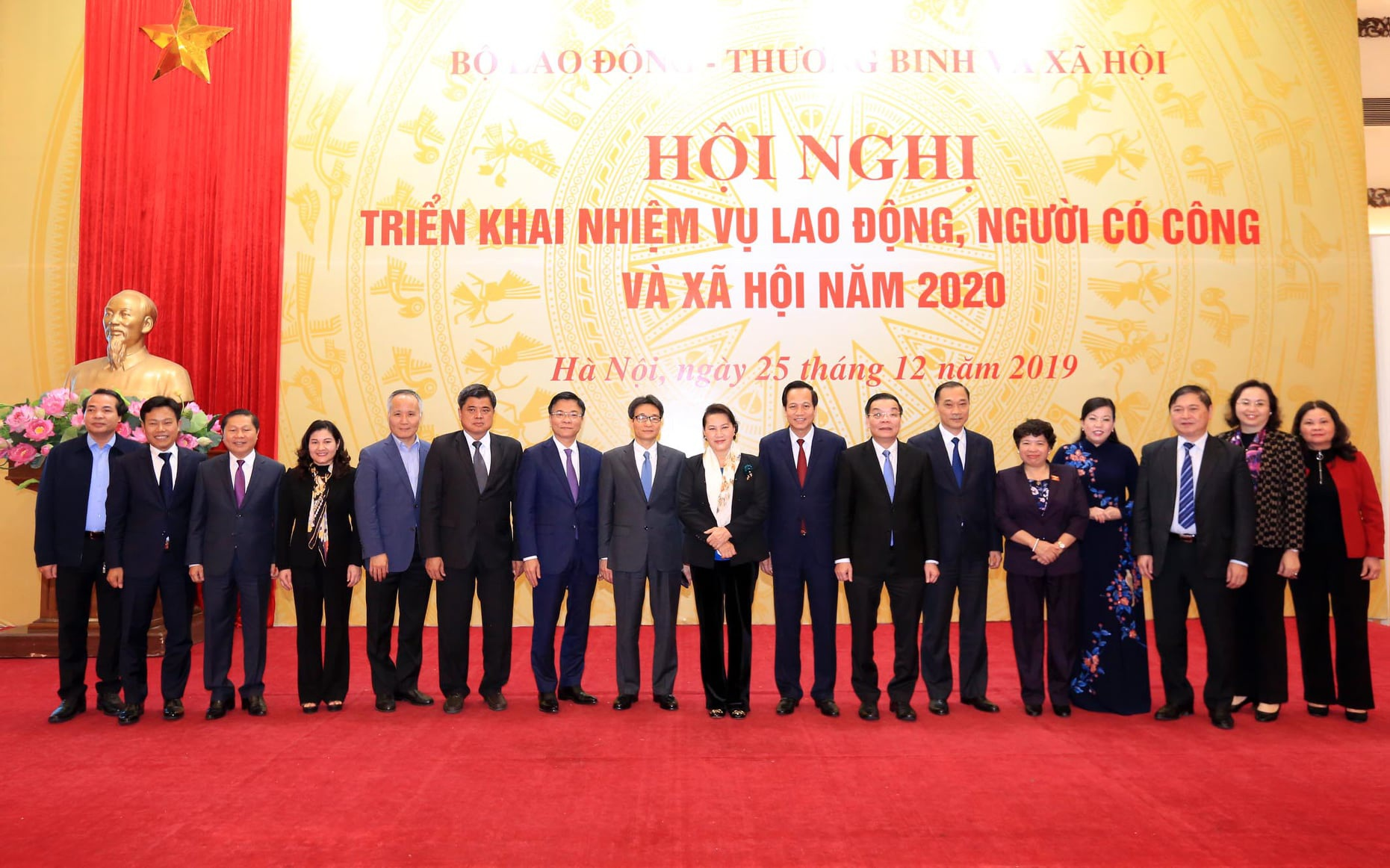 Bộ trưởng Đào Ngọc Dung: Cả nước tạo việc làm cho hơn 1,6 triệu lao động - 2