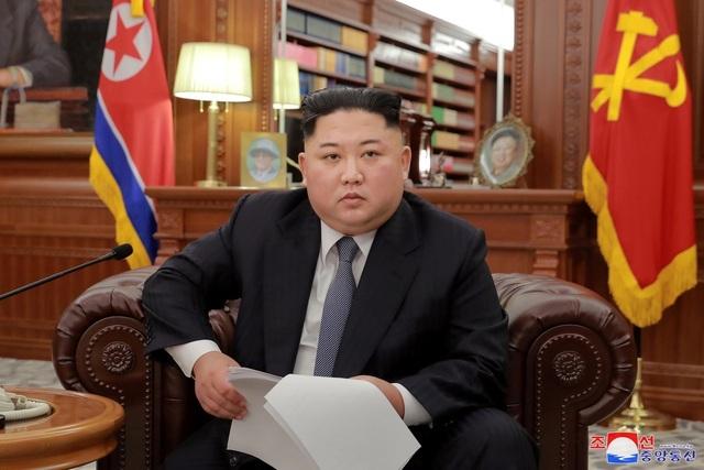 """Năm """"ngoại giao"""" khởi sắc của nhà lãnh đạo Kim Jong-un - 1"""