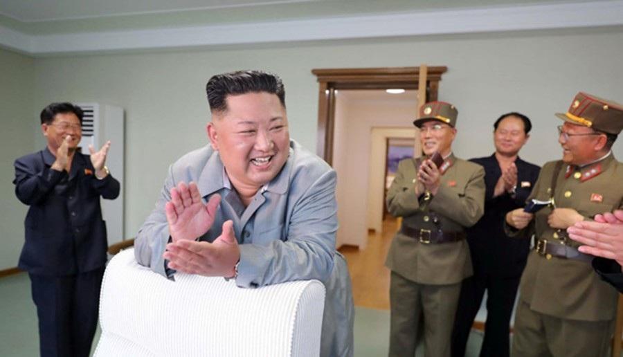 """Năm """"ngoại giao"""" khởi sắc của nhà lãnh đạo Kim Jong-un - 14"""