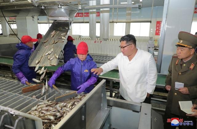 """Năm """"ngoại giao"""" khởi sắc của nhà lãnh đạo Kim Jong-un - 17"""