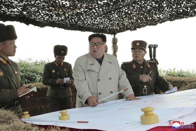 """Năm """"ngoại giao"""" khởi sắc của nhà lãnh đạo Kim Jong-un - 19"""