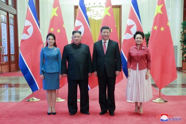 """Năm """"ngoại giao"""" khởi sắc của nhà lãnh đạo Kim Jong-un - 2"""