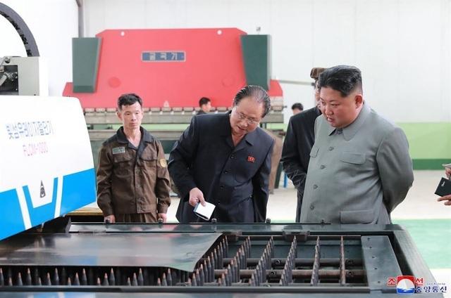 """Năm """"ngoại giao"""" khởi sắc của nhà lãnh đạo Kim Jong-un - 9"""
