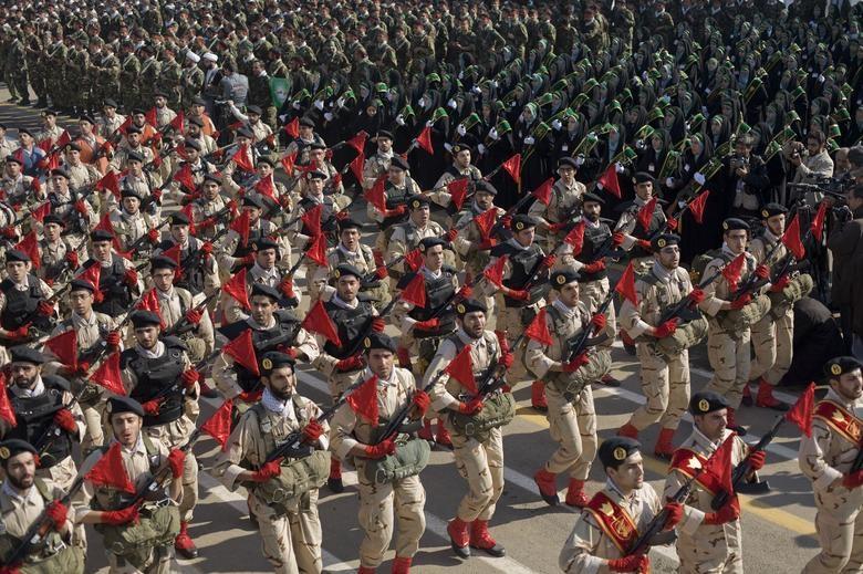 Sức mạnh không thể xem thường của Vệ binh Cách mạng Iran - 1
