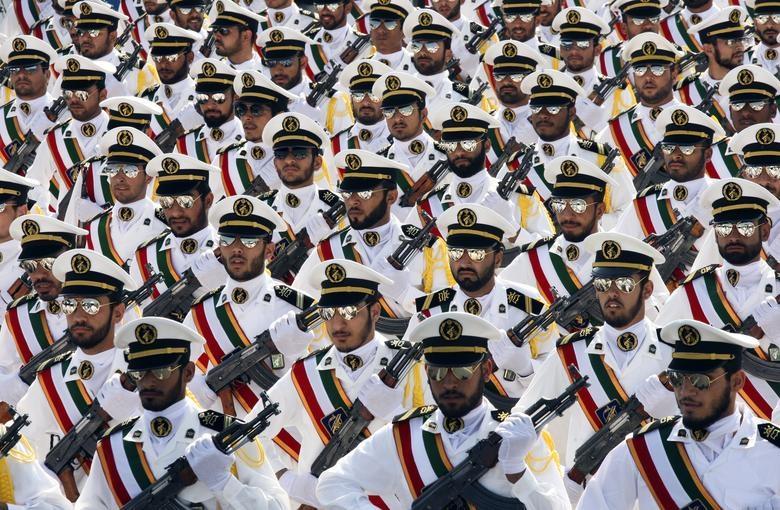 Sức mạnh không thể xem thường của Vệ binh Cách mạng Iran - 2