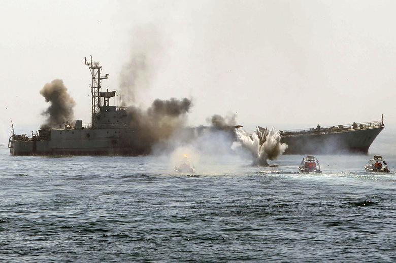 Sức mạnh không thể xem thường của Vệ binh Cách mạng Iran - 11