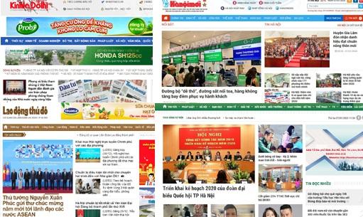 9 tờ báo ở Hà Nội bị dừng trong năm 2020 sẽ thế nào?