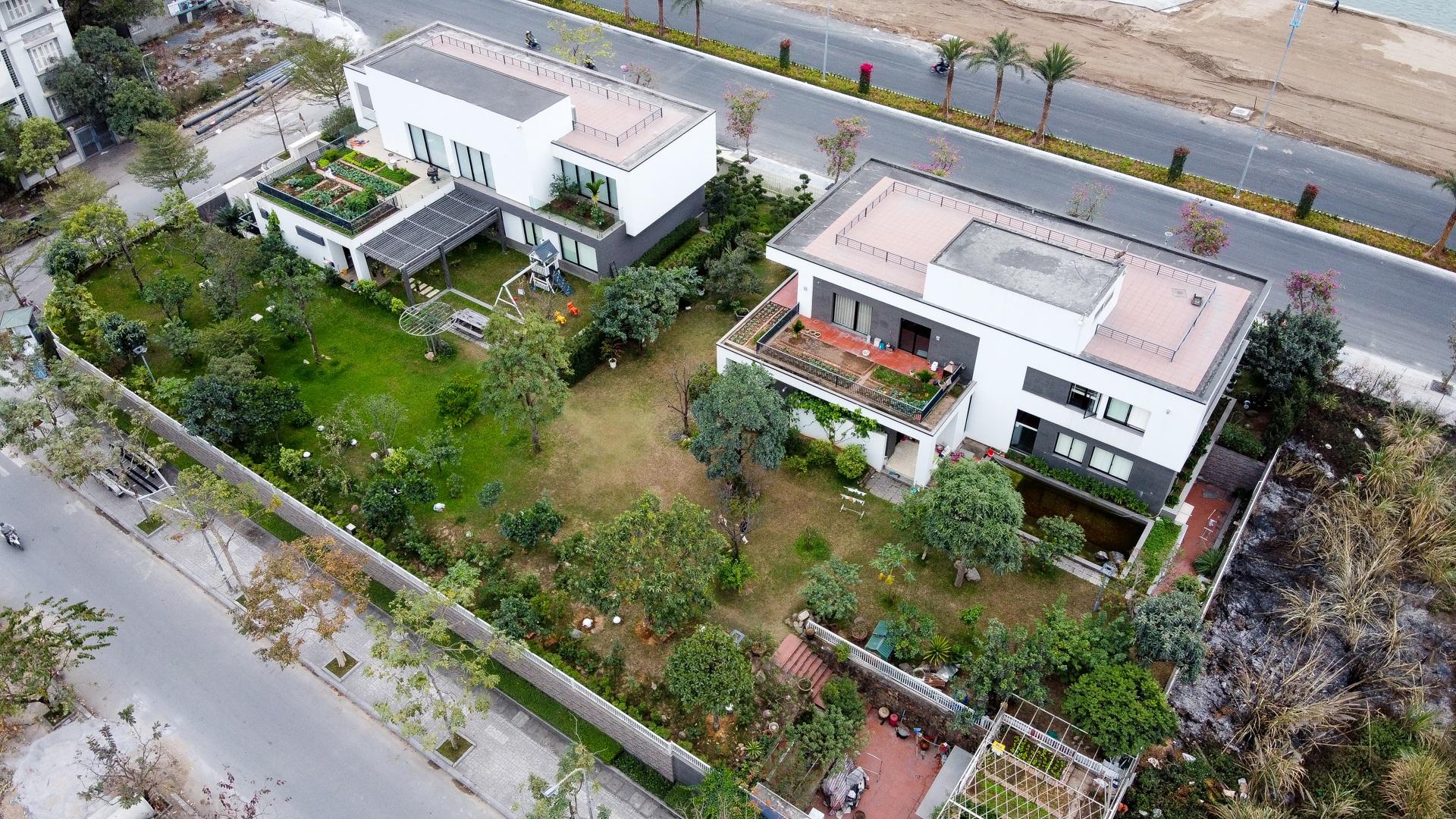 Mãn nhãn với loạt biệt thự xanh tại phố nhà giàu  ven biển Hạ Long - 4