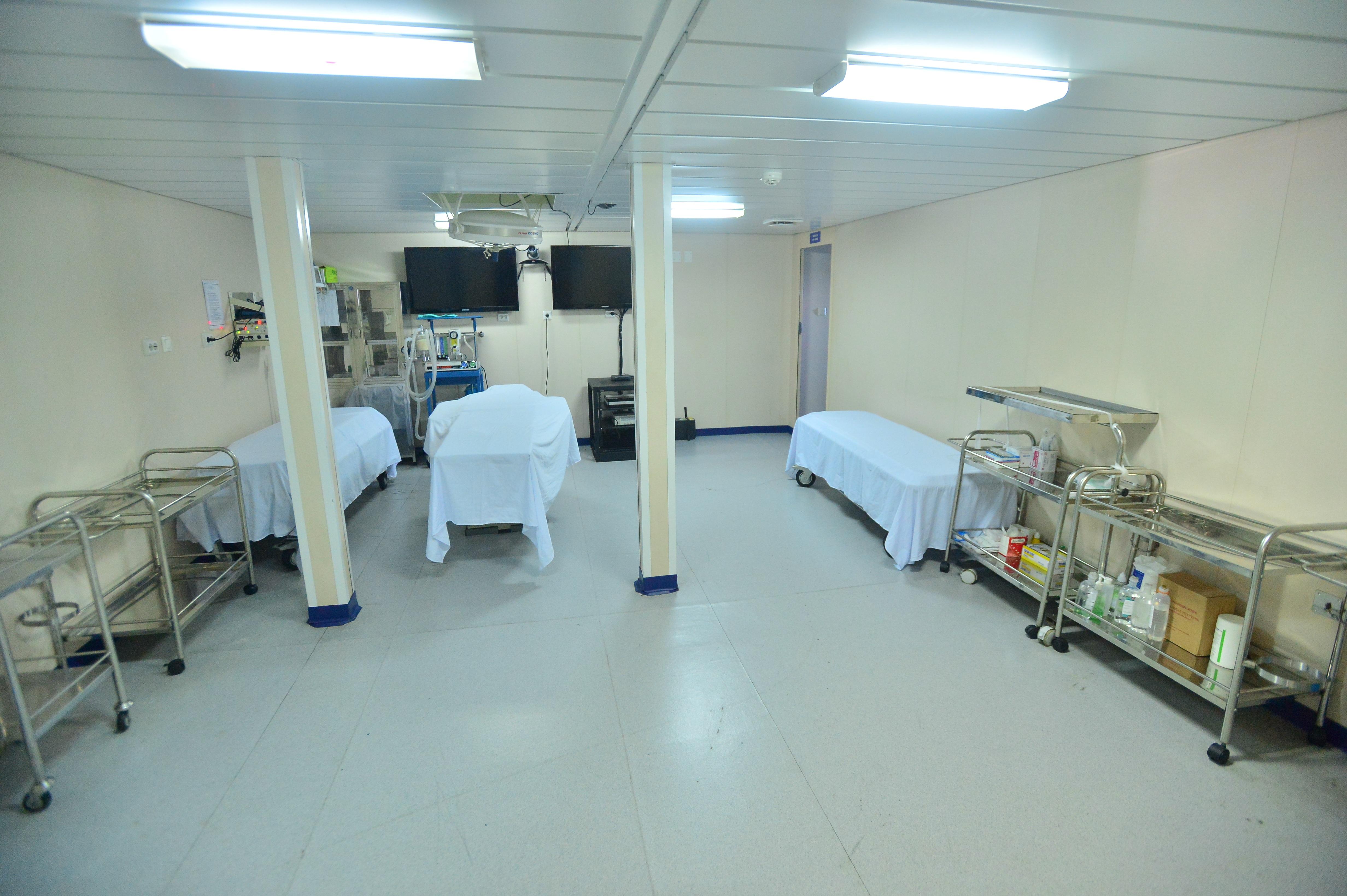Tàu quân y 561 - Bệnh viện di động hiện đại của Hải quân Việt Nam - 16