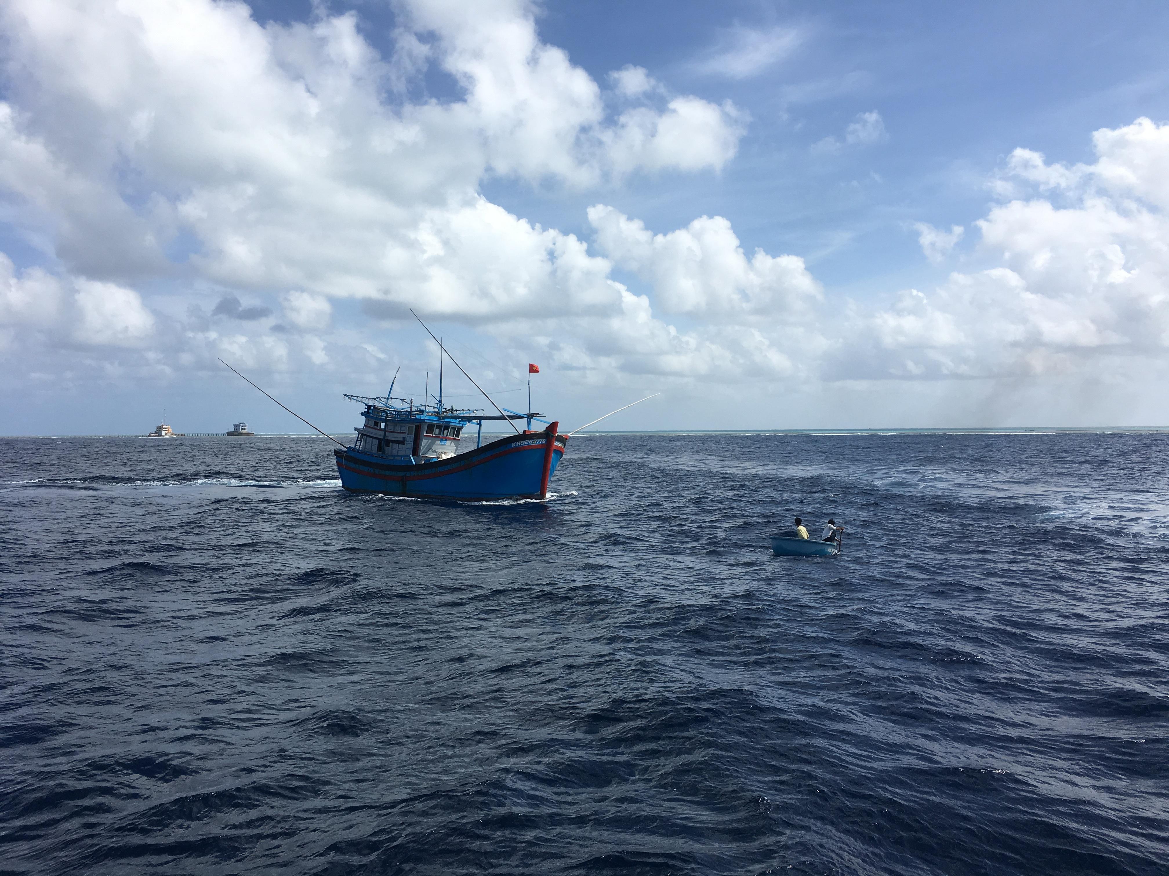 Điểm tựa cho ngư dân bám biển, gìn giữ máu thịt của đất mẹ Việt Nam - 1