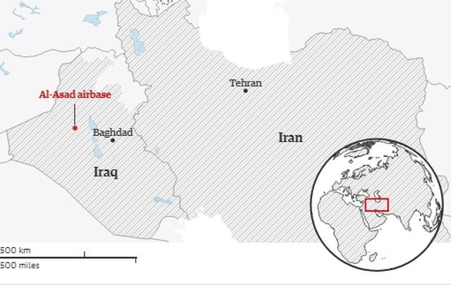 """Giây phút sinh tử của lính Mỹ trước """"trận bão lửa"""" từ Iran - 4"""