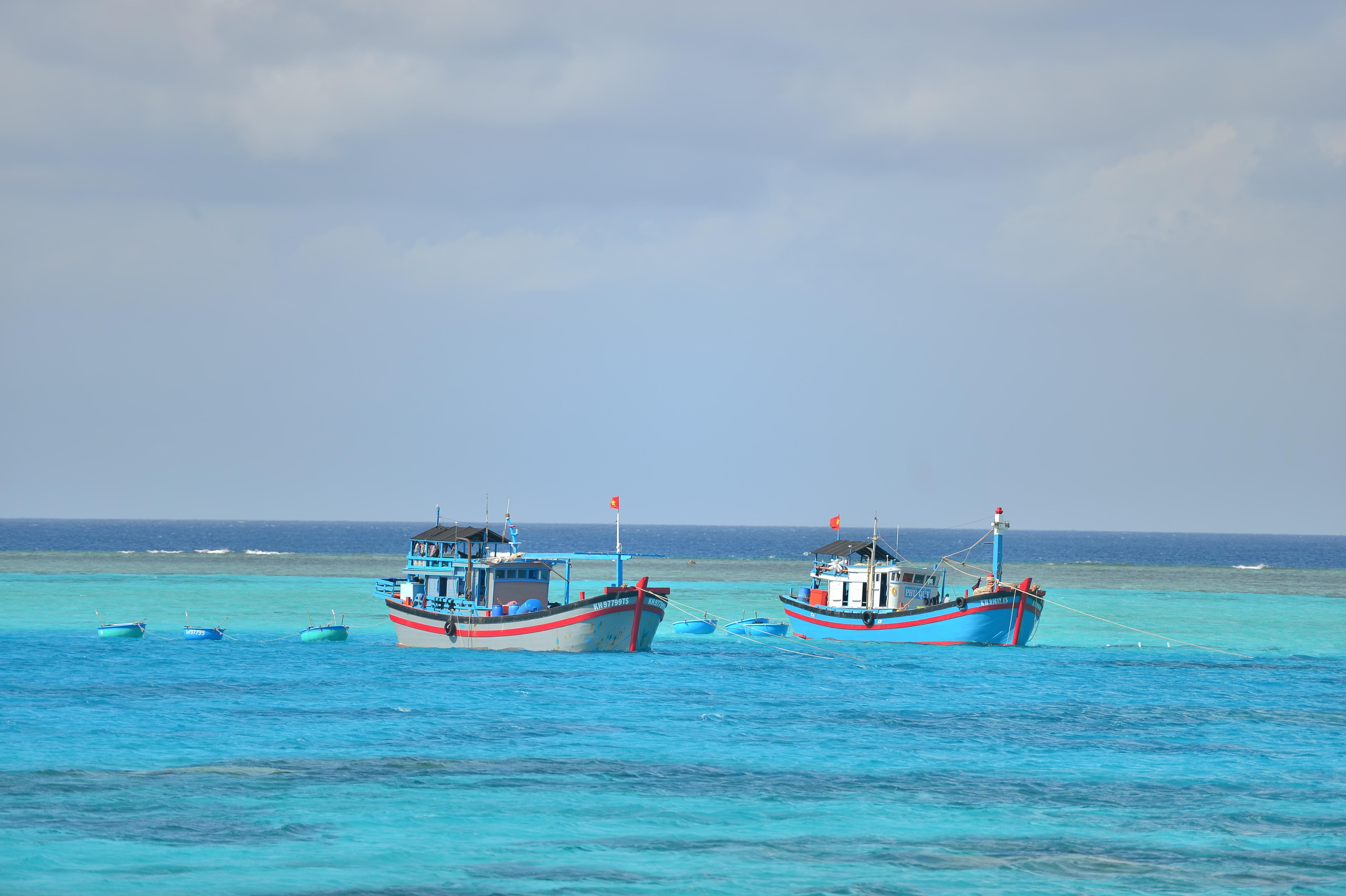 Điểm tựa cho ngư dân bám biển, gìn giữ máu thịt của đất mẹ Việt Nam - 6
