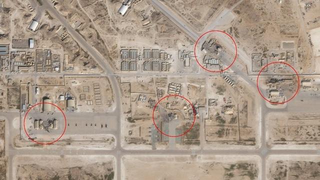 """Giây phút sinh tử của lính Mỹ trước """"trận bão lửa"""" từ Iran - 2"""