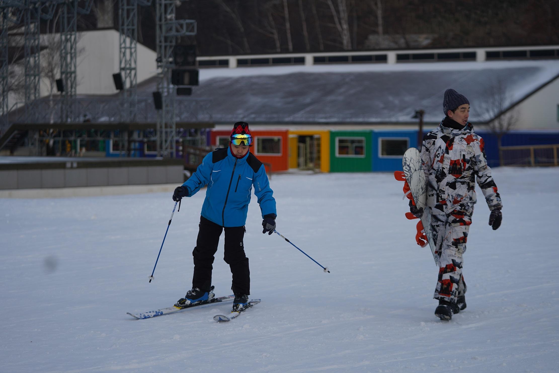 Tết này, trải nghiệm trượt tuyết? - 15