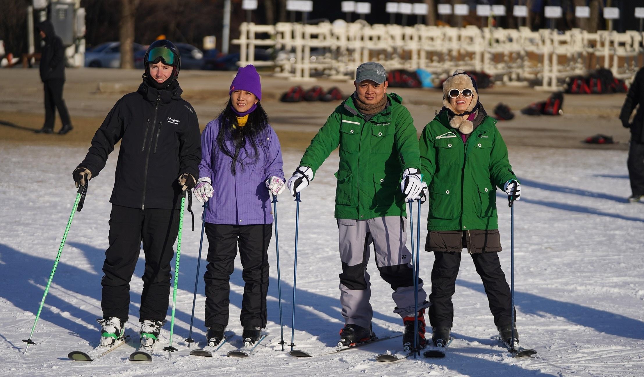 Tết này, trải nghiệm trượt tuyết? - 18