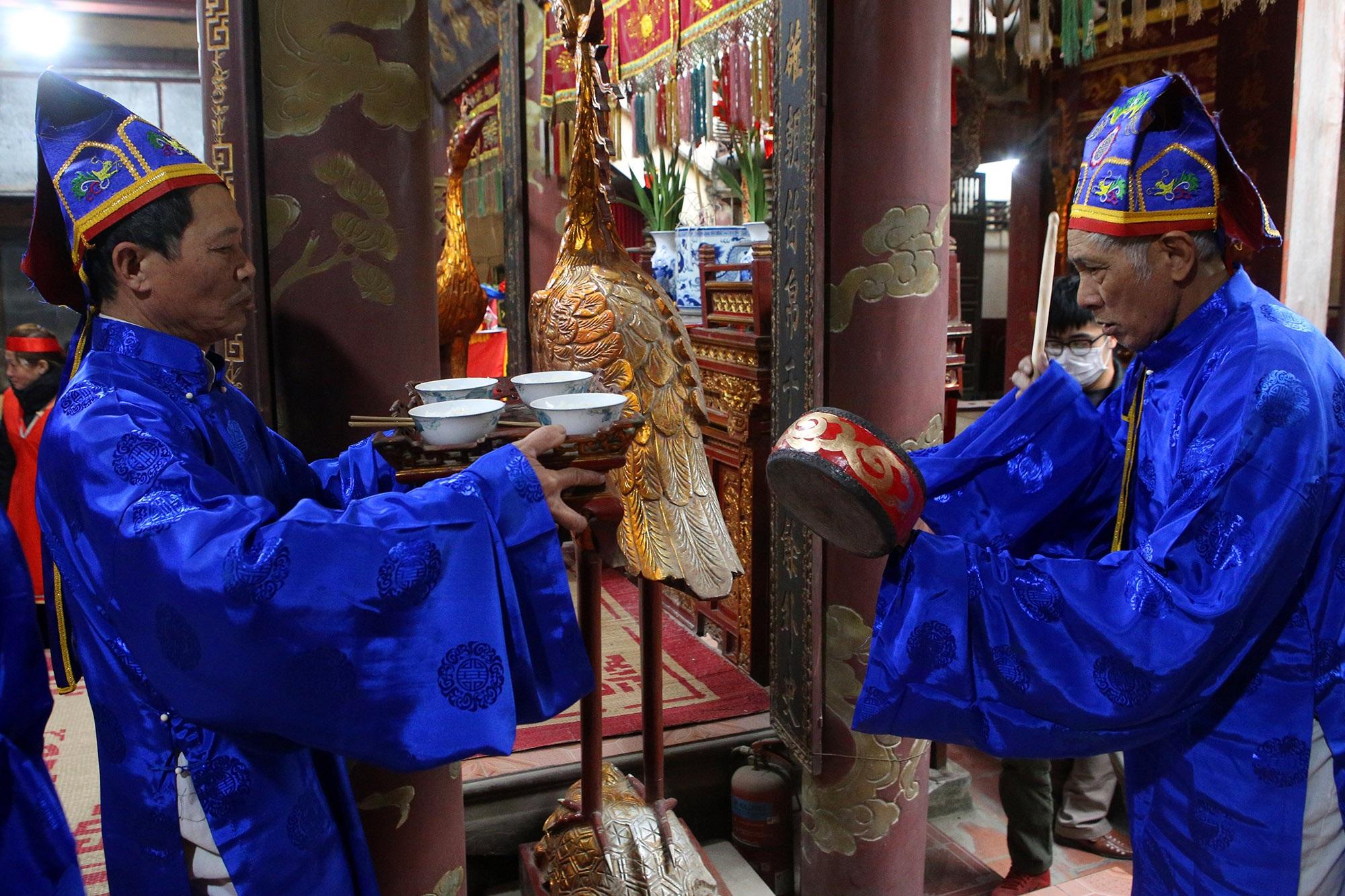 Hình ảnh đặc biệt trong lễ thổi cơm cổ xưa ít phút trước lệnh cấm vì virus corona - 15