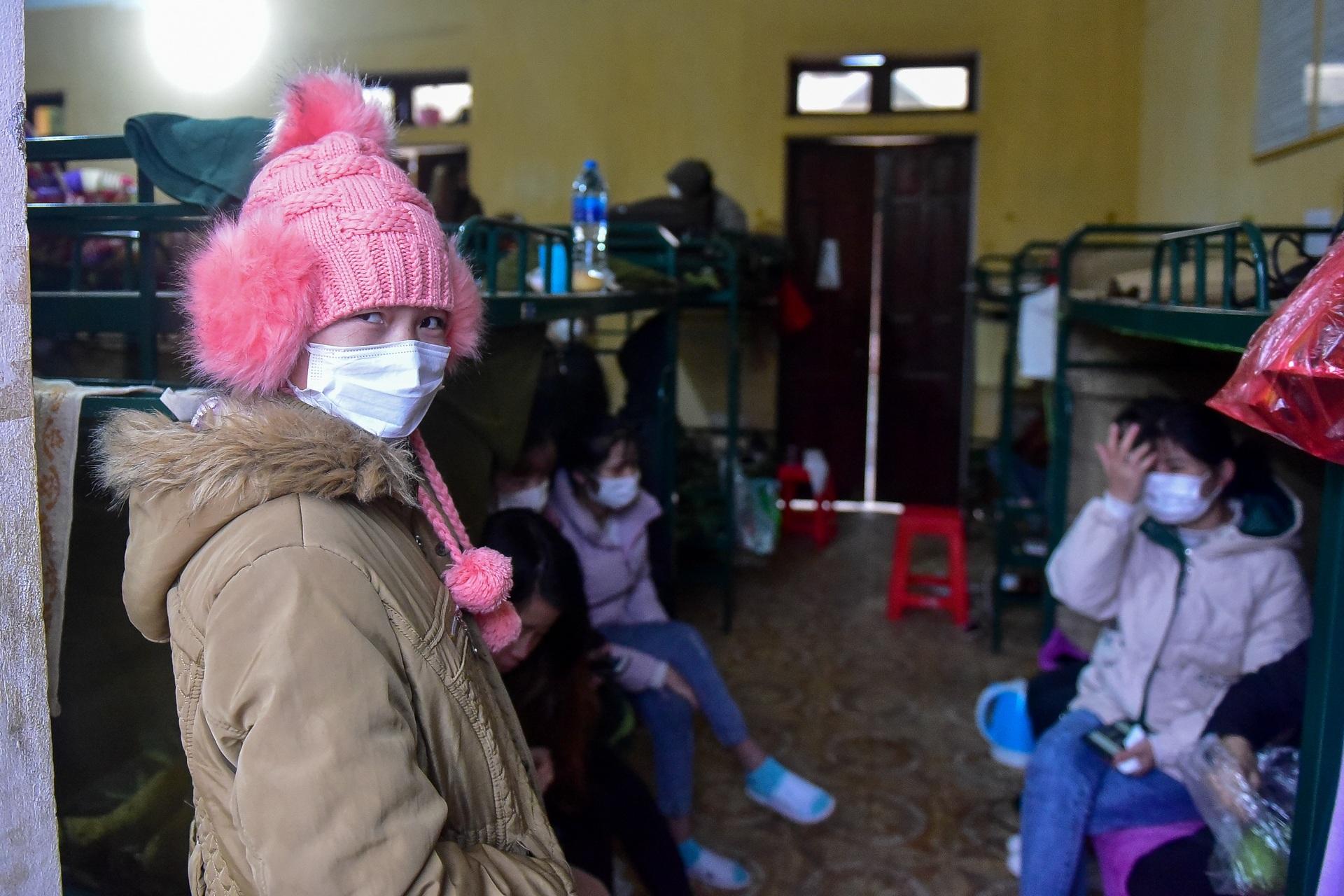 Bên trong khu cách ly 260 công dân Việt Nam tại doanh trại quân đội - 15