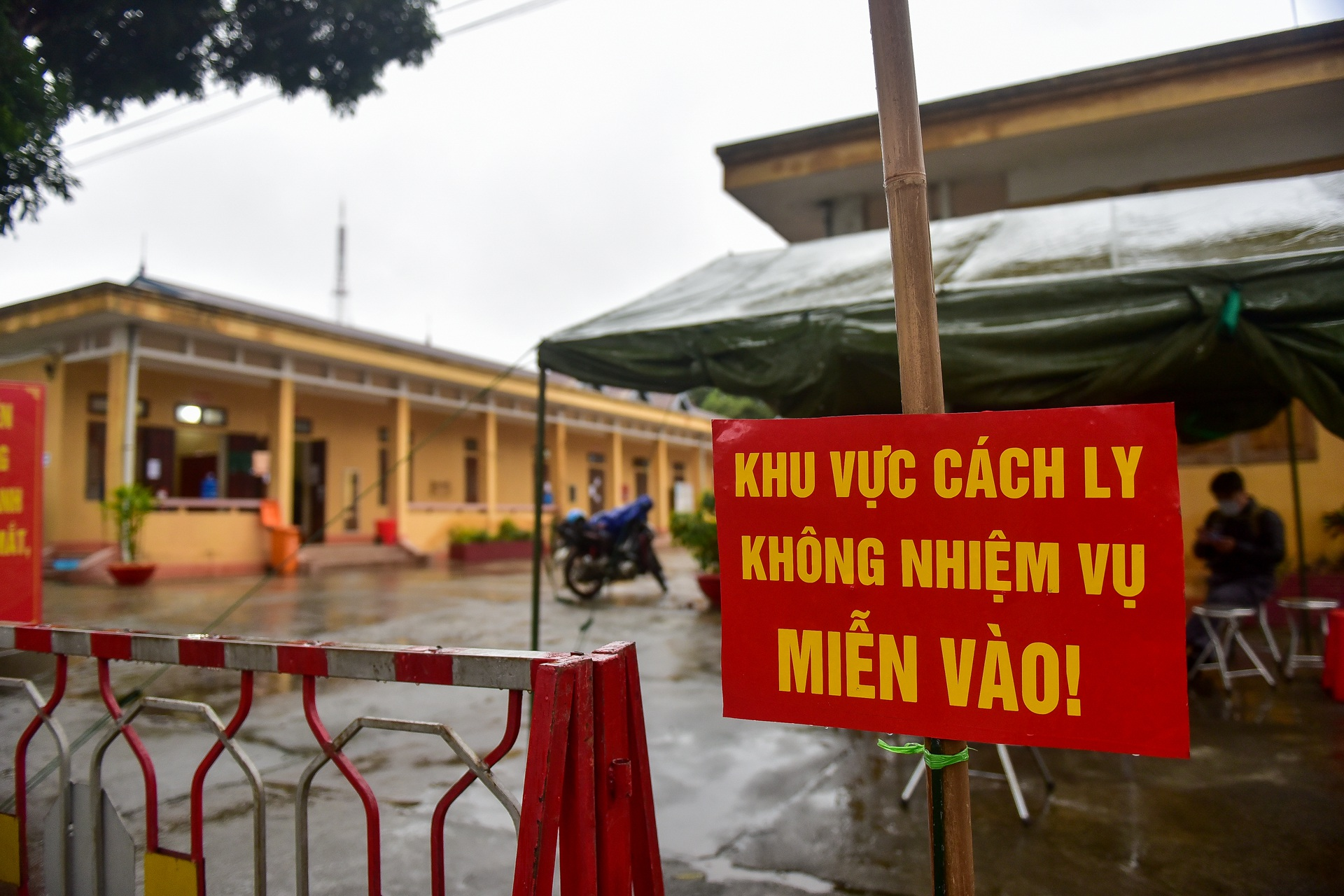 Bên trong khu cách ly 260 công dân Việt Nam tại doanh trại quân đội - 5