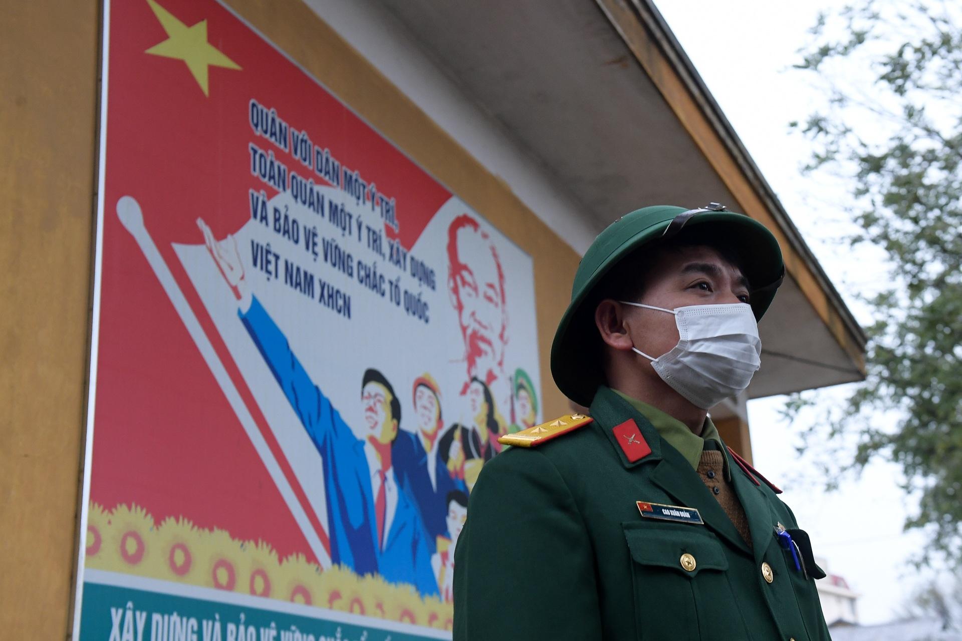 Bên trong khu cách ly 260 công dân Việt Nam tại doanh trại quân đội - 21