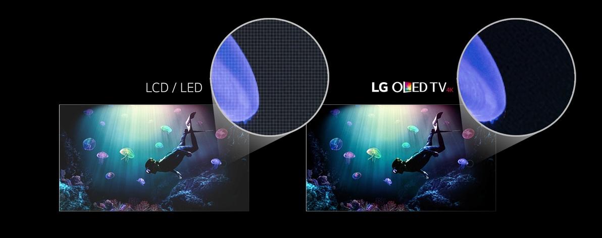 Vì sao nói TV LED không cùng đẳng cấp với TV OLED - 3