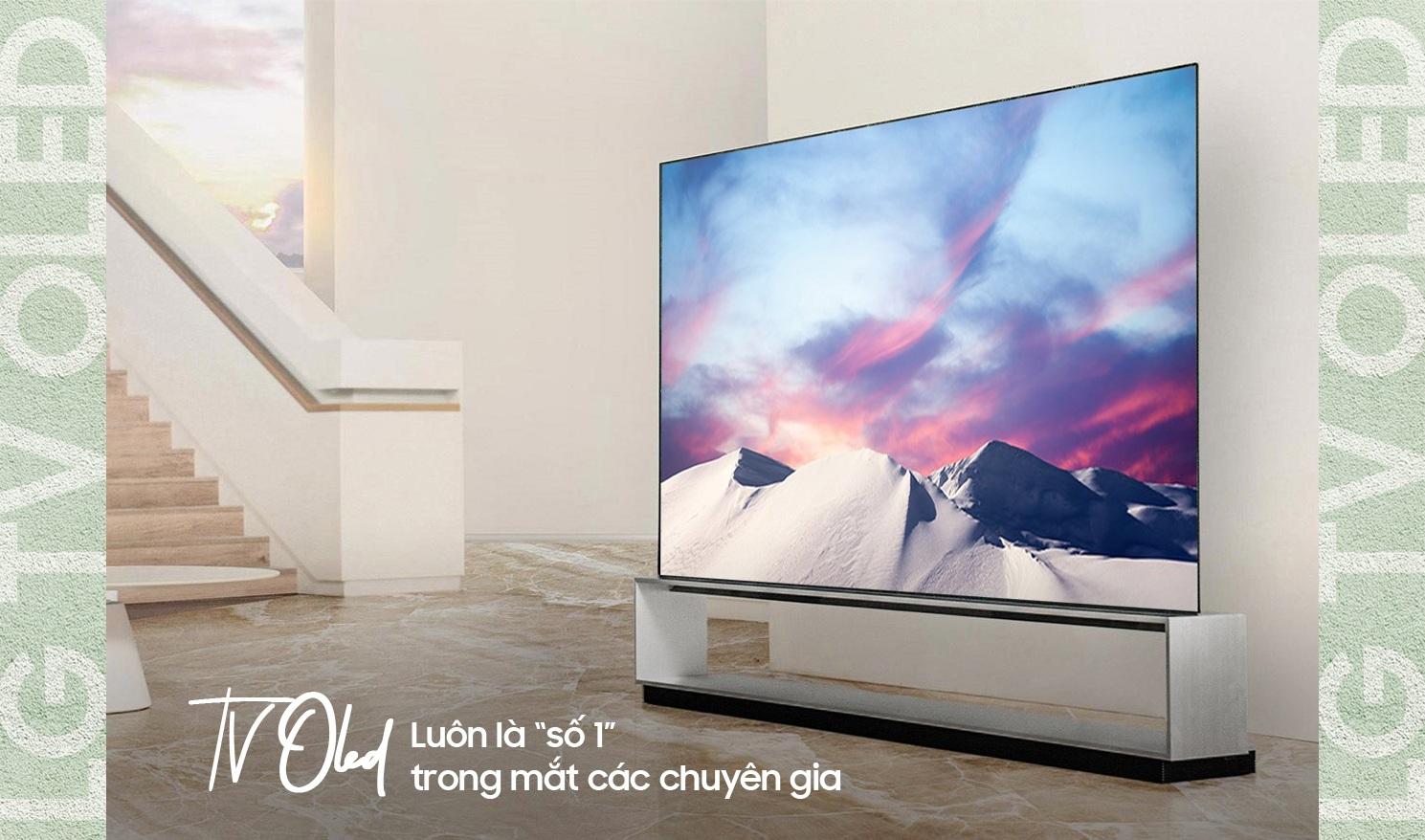 Vì sao nói TV LED không cùng đẳng cấp với TV OLED - 13
