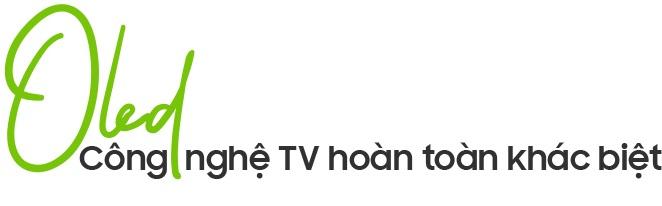 Vì sao nói TV LED không cùng đẳng cấp với TV OLED - 1