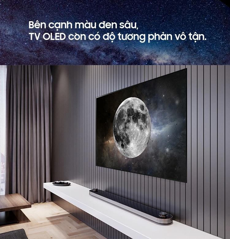 Vì sao nói TV LED không cùng đẳng cấp với TV OLED - 7