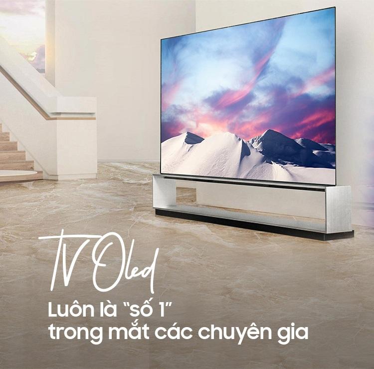 Vì sao nói TV LED không cùng đẳng cấp với TV OLED - 14