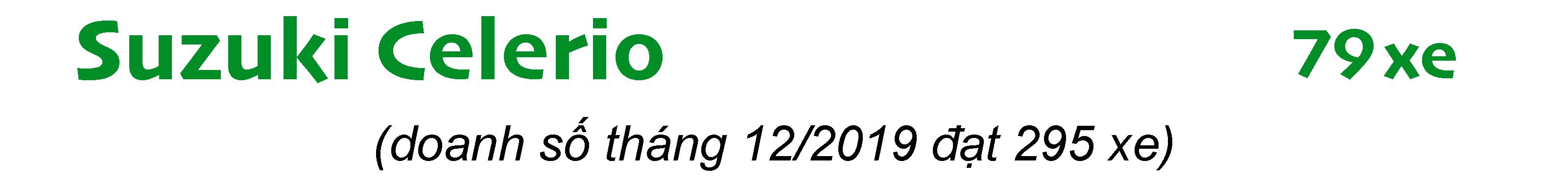 Phân khúc xe đô thị tháng 1/2020: Honda Brio vượt Toyota Wigo - 11