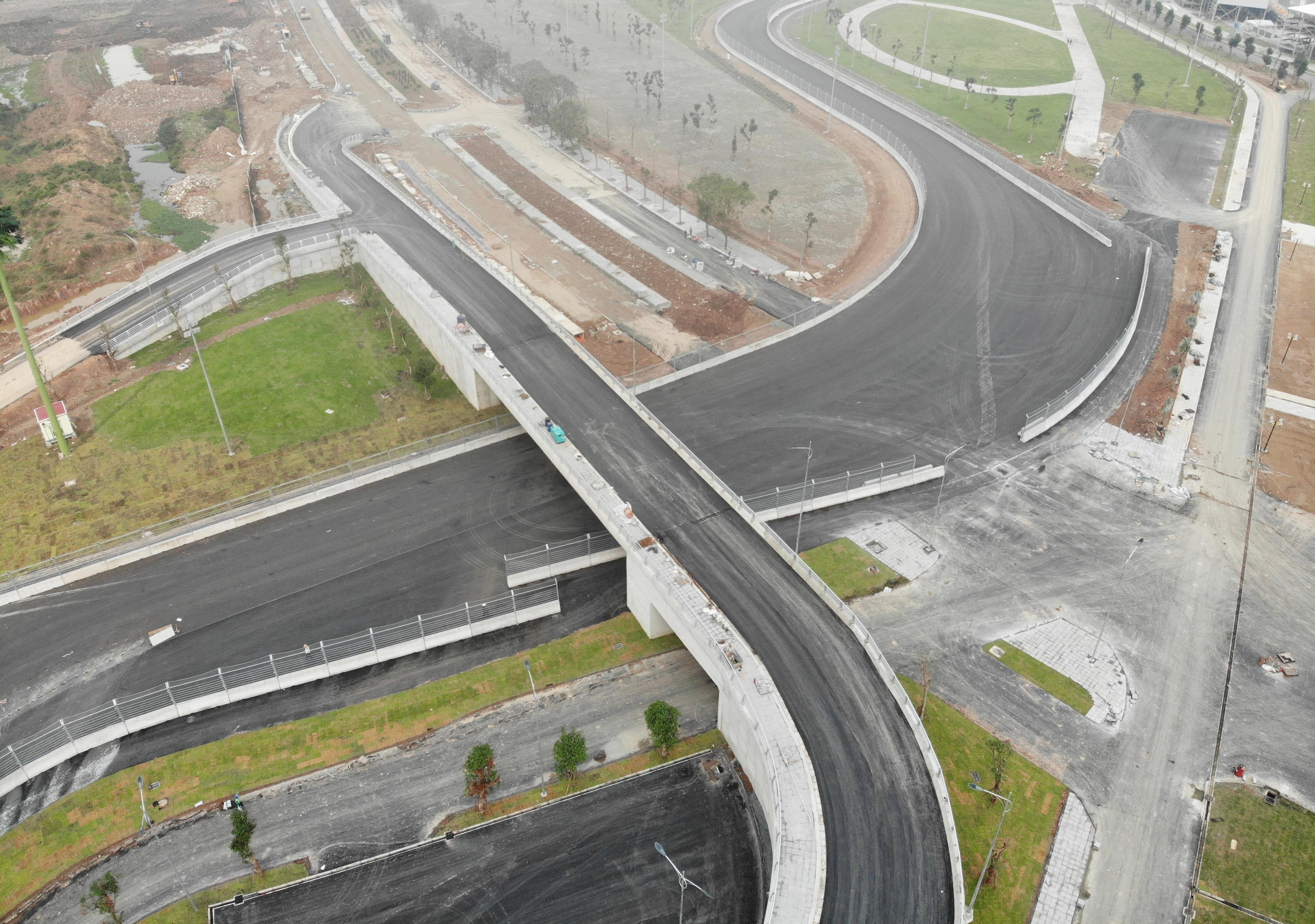 Đường đua F1 ở Hà Nội giờ ra sao khi sắp đến ngày khởi tranh? - 2