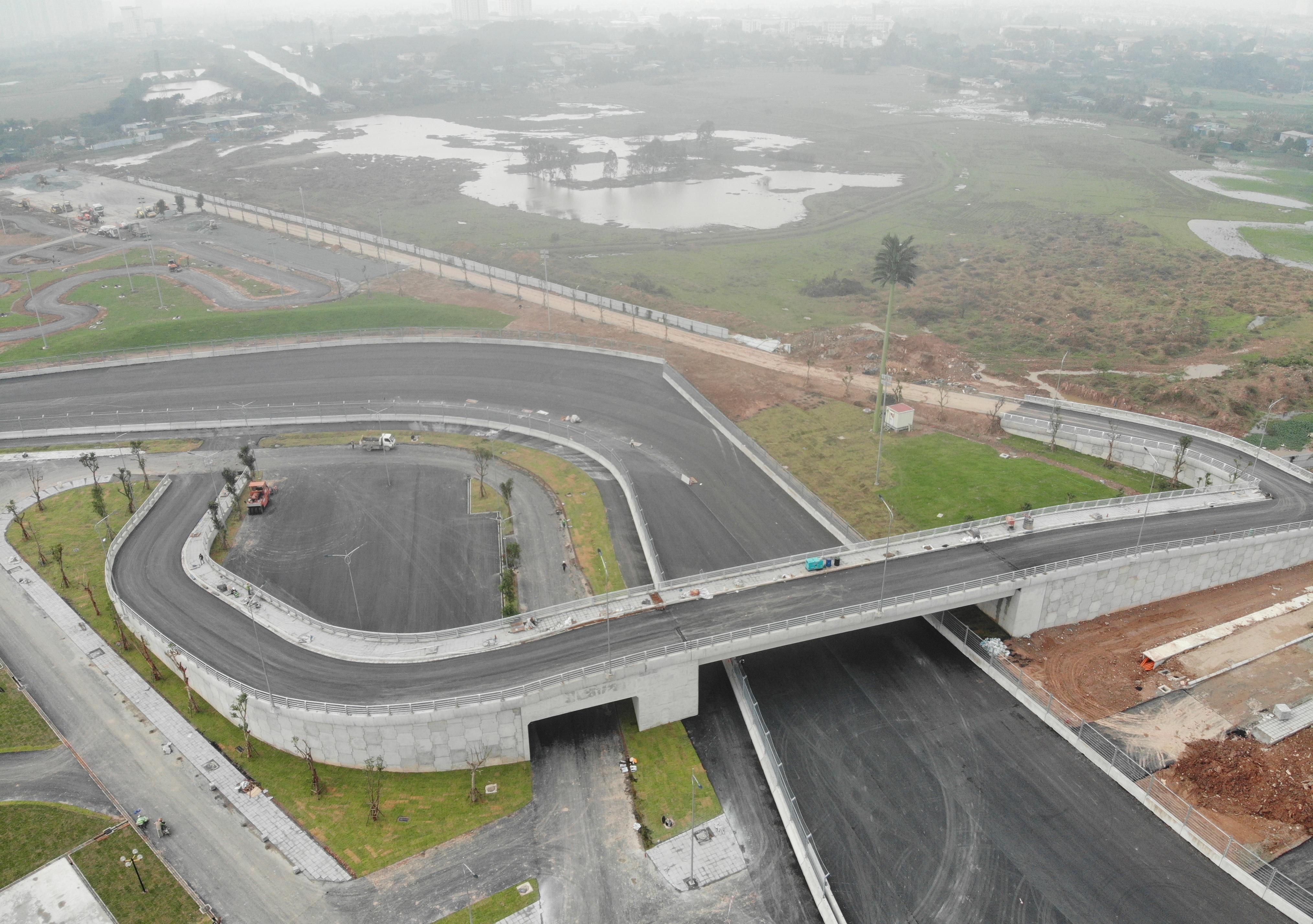 Đường đua F1 ở Hà Nội giờ ra sao khi sắp đến ngày khởi tranh? - 14