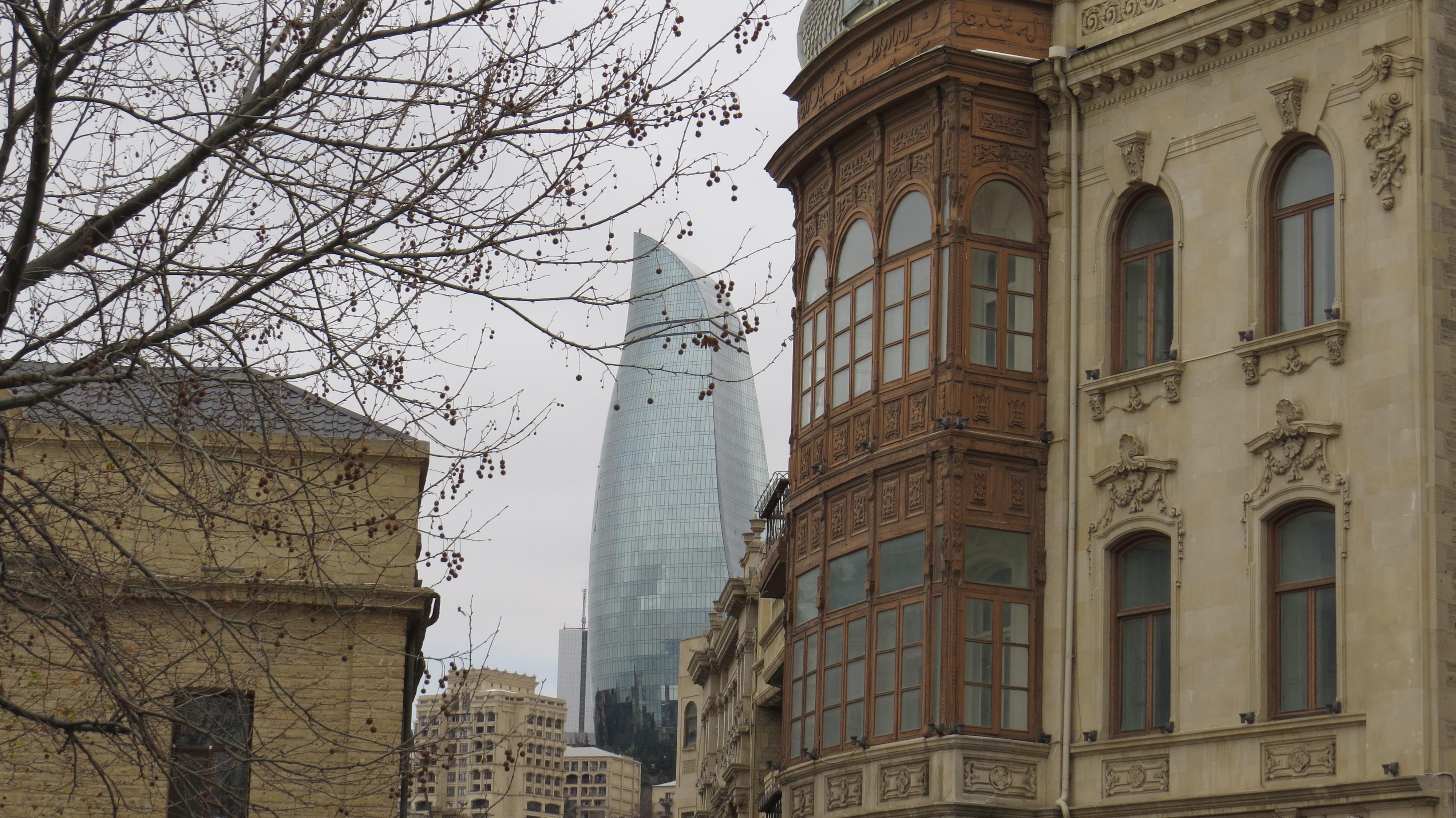 Vẻ đẹp ấn tượng của Azerbaijan - viên ngọc trên giao điểm Á - Âu - 12