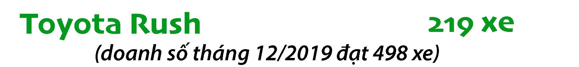 Phân khúc MPV tháng 1/2020: Toyota Innova bị Mitsubishi Xpander bỏ xa - 7