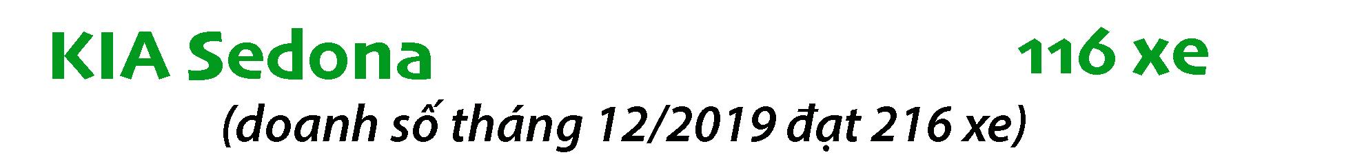 Phân khúc MPV tháng 1/2020: Toyota Innova bị Mitsubishi Xpander bỏ xa - 9