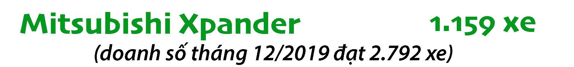 Phân khúc MPV tháng 1/2020: Toyota Innova bị Mitsubishi Xpander bỏ xa - 3