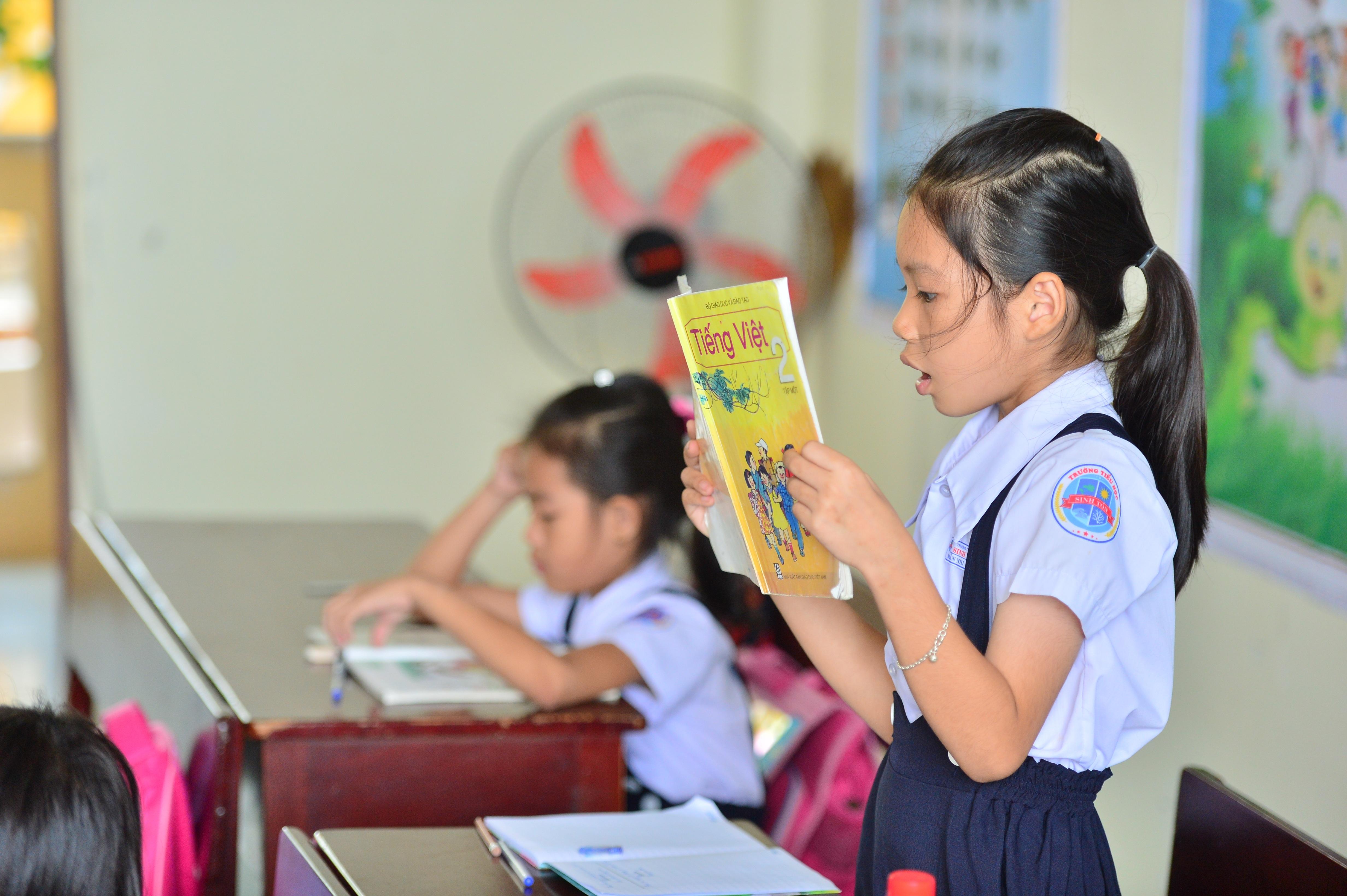 Ngôi trường tiểu học 5 trong 1 ở quần đảo Trường Sa - 8