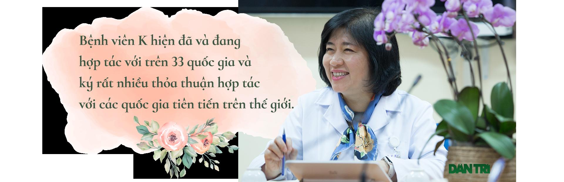 PGS Trần Thanh Hương - Người mang niềm vui tới hàng vạn bệnh nhân ung thư - 19