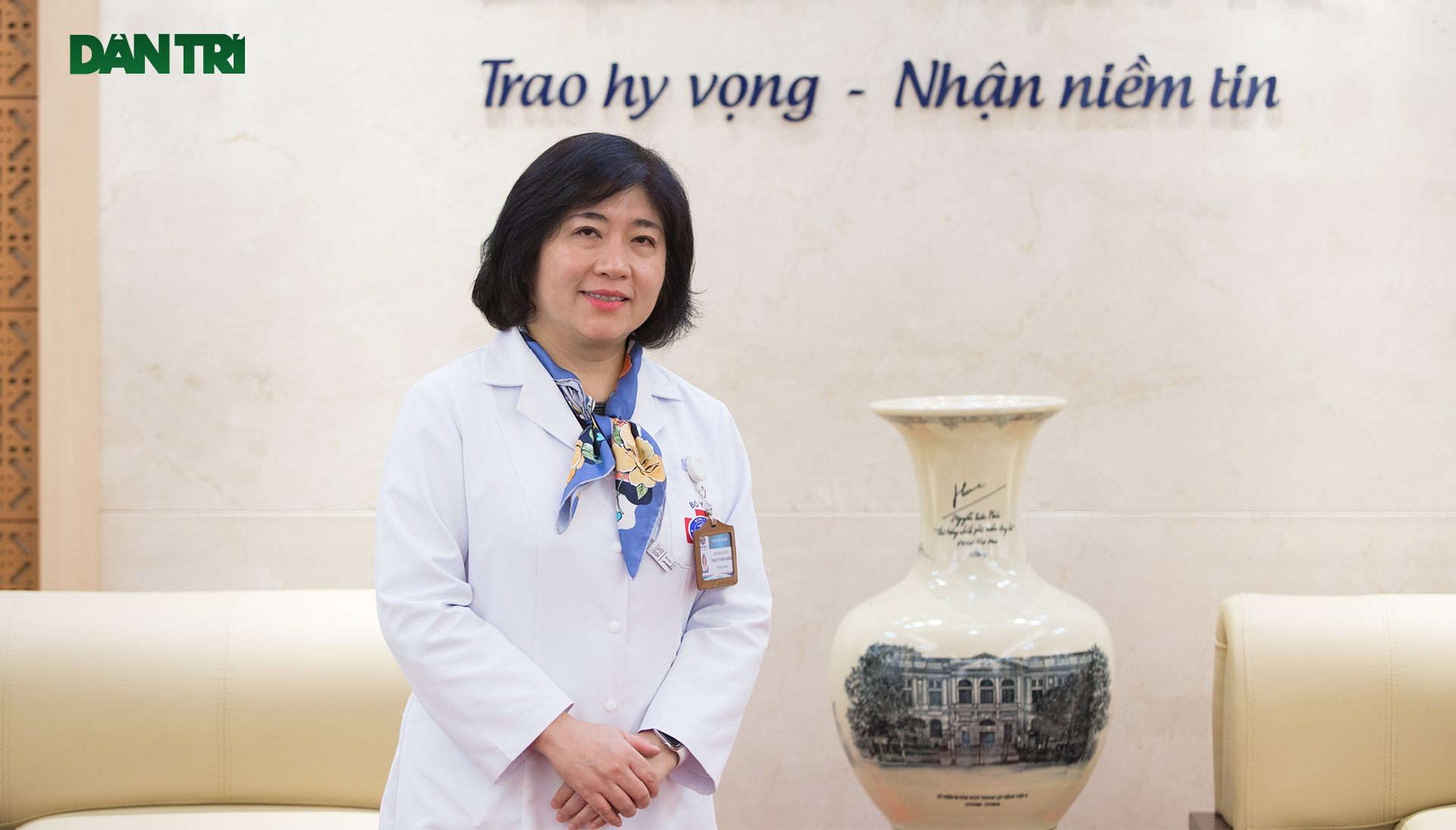 PGS Trần Thanh Hương - Người mang niềm vui tới hàng vạn bệnh nhân ung thư - 10