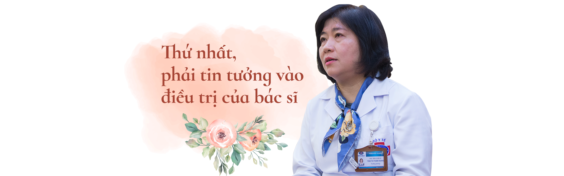 PGS Trần Thanh Hương - Người mang niềm vui tới hàng vạn bệnh nhân ung thư - 16