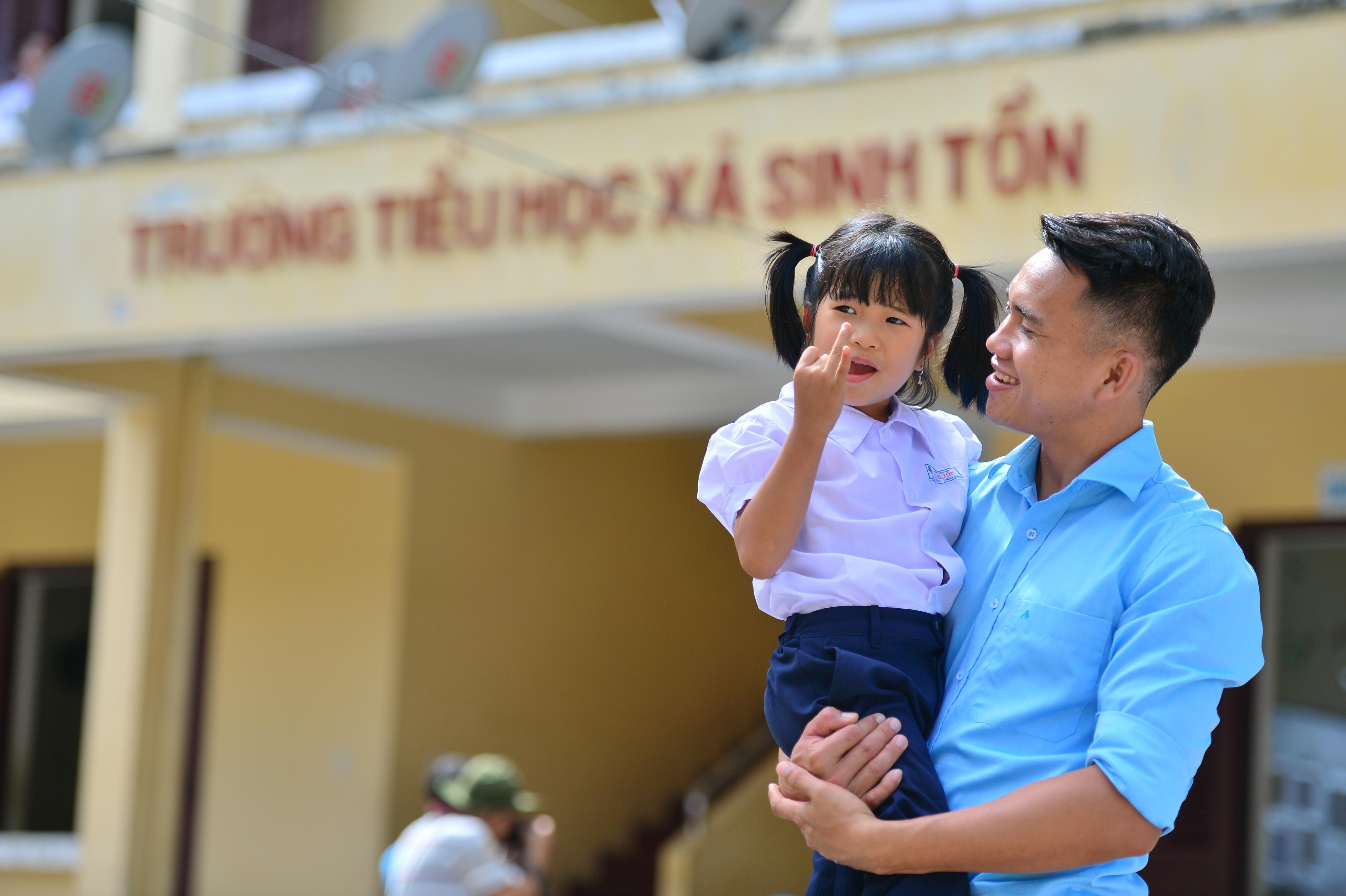 Ngôi trường tiểu học 5 trong 1 ở quần đảo Trường Sa - 15