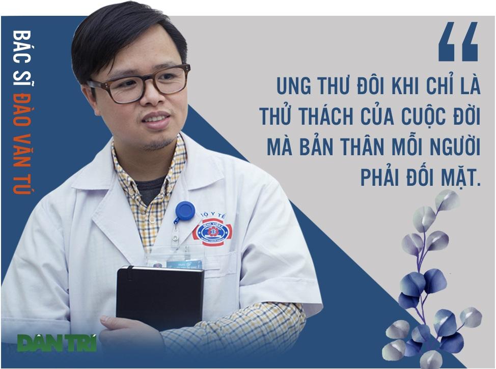 Ám ảnh phút mẫu tử chia lìa và khát khao thuốc ung thư Made in Vietnam - 2