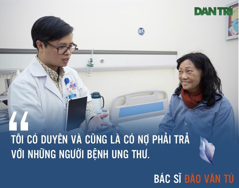 Ám ảnh phút mẫu tử chia lìa và khát khao thuốc ung thư Made in Vietnam - 3
