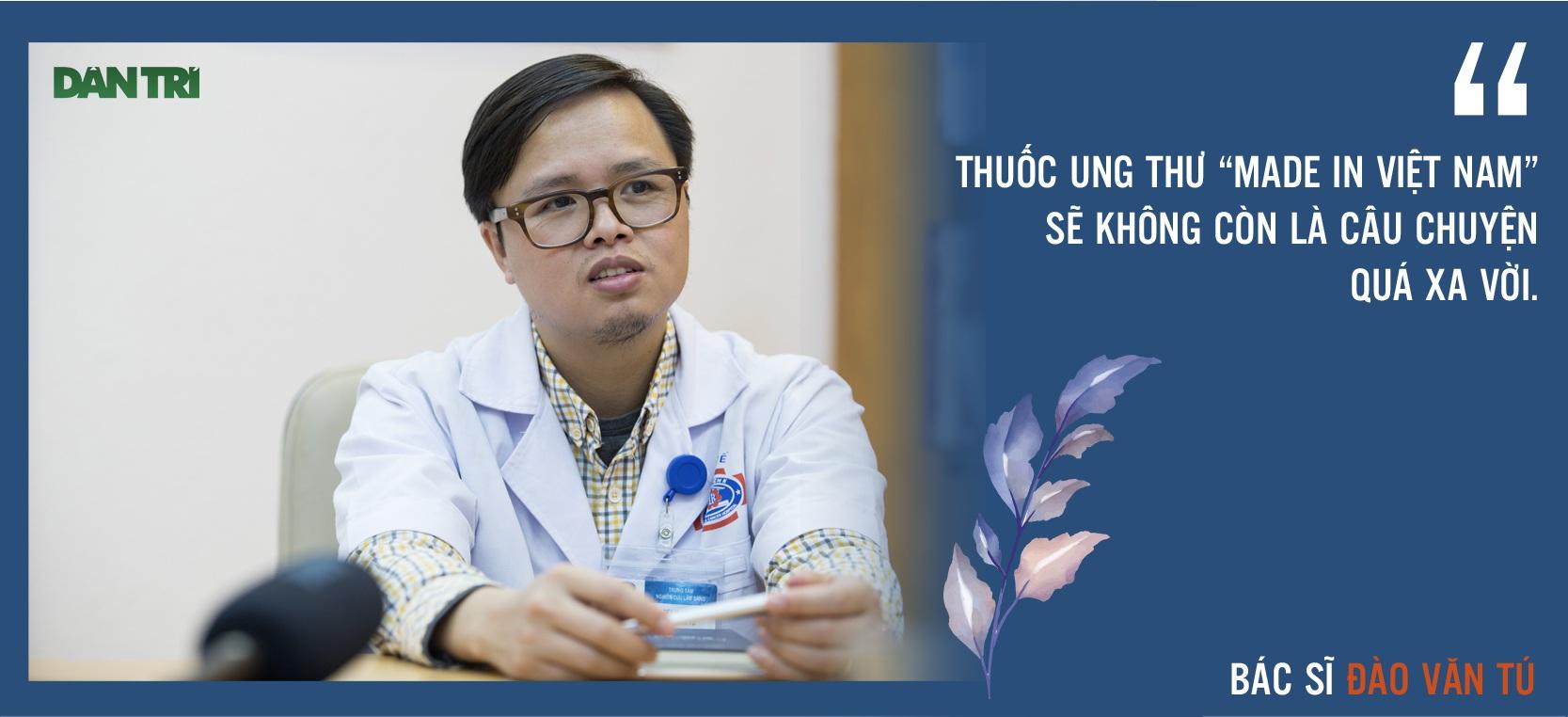 Ám ảnh phút mẫu tử chia lìa và khát khao thuốc ung thư Made in Vietnam - 8