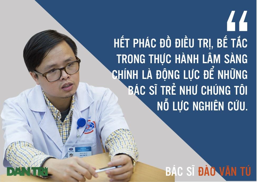 Ám ảnh phút mẫu tử chia lìa và khát khao thuốc ung thư Made in Vietnam - 11