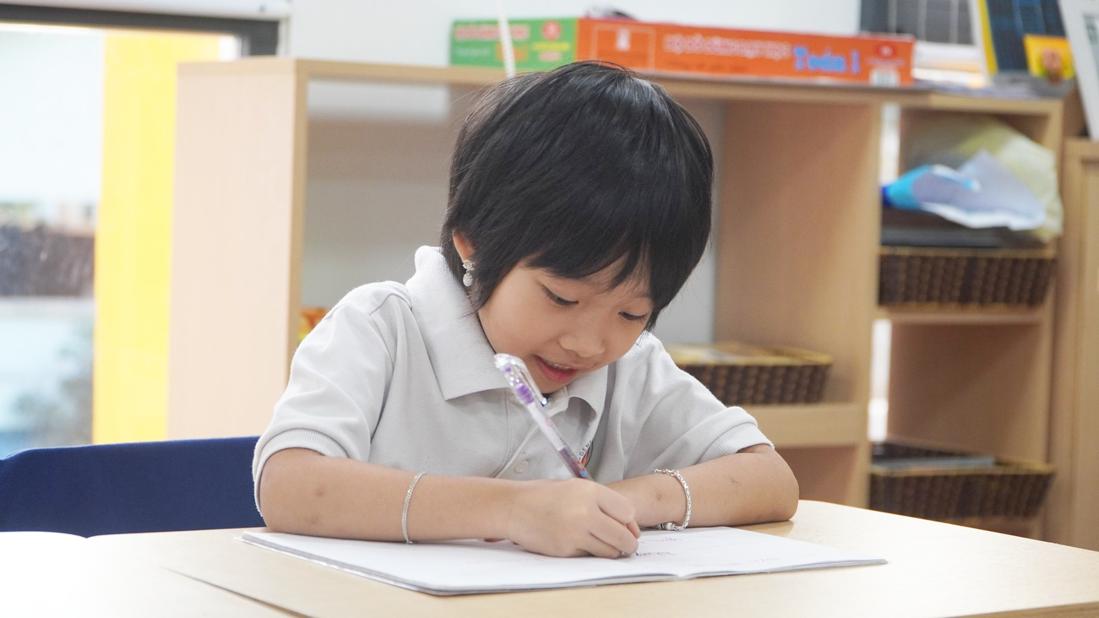 Sáng kiến mùa Covid: Trường Tiểu học Genesis tổ chức xét tuyển 1-1 cho các bé 5 tuổi