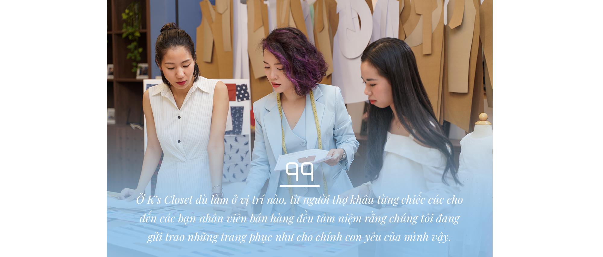 Ks Closet: Giấc mơ xây dựng thương hiệu thời trang trẻ em hàng đầu Việt Nam - 8
